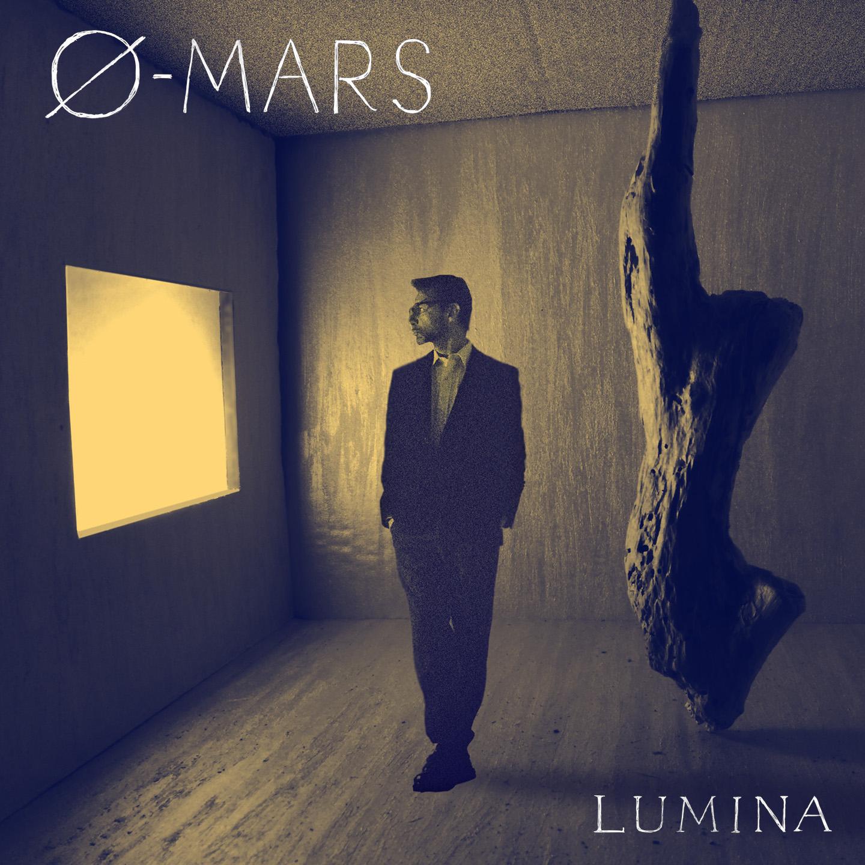 Ø-MARS ▻ Lumina (CD, 2020) - Vrec.it
